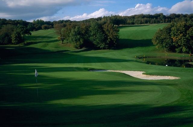 najeti hotel du golf aa st omer time4golf de specialist voor golfreizen en evenementen. Black Bedroom Furniture Sets. Home Design Ideas