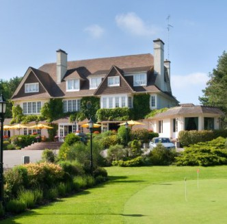 Time4Golf Frankrijk Le touquet Le Manoir Hôtel