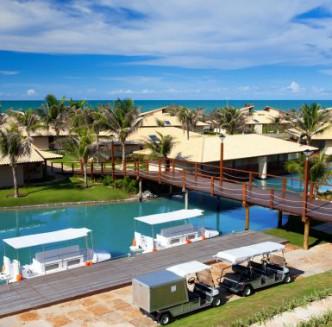 Time4golf Brazilië Fortaleza Dom Pedro Laguna Beach Villa's & Golf Resort