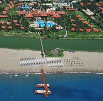 Time4golf Turkije Gloria Golf Resort