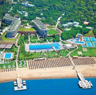 Time4golf Turkije Voyage Belek Golf & Spa