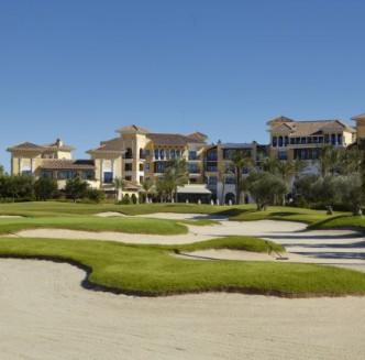 Time4Golf Spanje Costa Calida Hotel Intercontinental Mar Menor Golf Resort & Spa