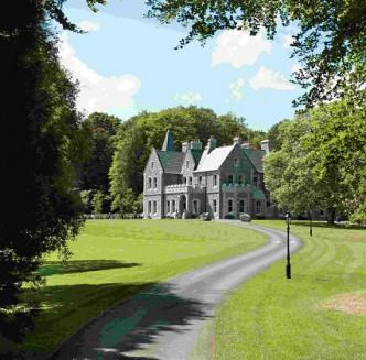 Time4Golf Ierland Western Ireland Mount Falcon Estate