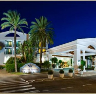 Time4Golf Spanje Costa del Sol Los Monteros Hotel & Spa