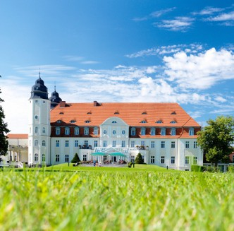 Time4Golf Duitsland Göhren-Lebbin Radisson Blu Schloss Fleesensee