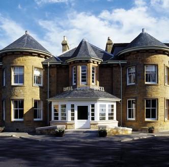 Time4golf Schotland Royal Golf Hotel Dornoch