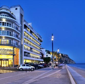Time4golf Portugal Lisabon SANA Sesimbra hotel