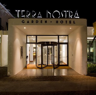 Time4Golf Portugal Azoren Terra Nostra Garden Hotel
