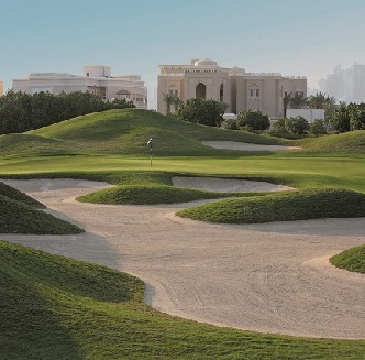 Time4golf Verenigde Arabische Emiraten The Address Montgomerie