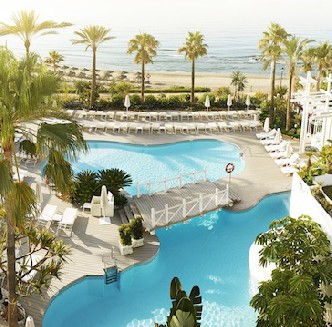 Time4Golf Spanje Costa del Sol Puente Romano Beach Resort Marbella