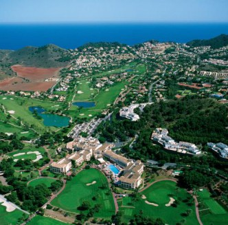 Time4golf Spanje Costa Calida Hotel La Manga Las Lomas village