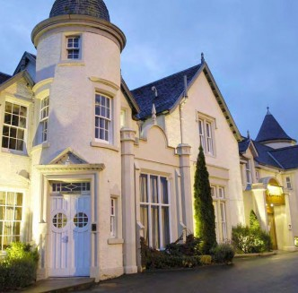 time4golf Schotland Kingsmills Hotel