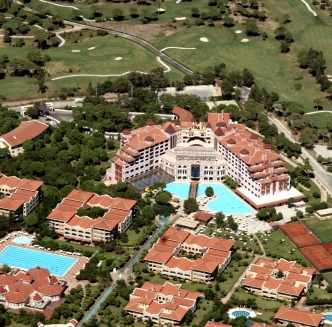 Time4Golf Turkije Antalya Sirene Belek Hotel