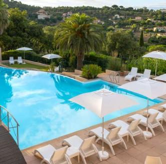 Time4Golf Frankrijk Sainte-Maxim Hotel Amarante Golf Plaza