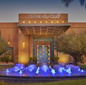 Time4Golf Marokko Marrakech Hôtel Du Golf Marrakech
