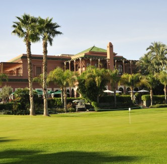 Time4Golf Marokko Marrakech Palmeraie Palace Marrakech