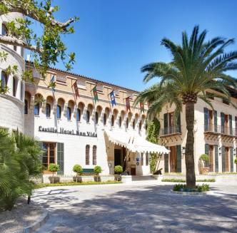 Time4Golf Spanje Mallorca Castillo Hotel Son Vida