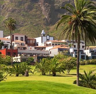 Time4Golf Spanje Tenerife Mellia Hacienda Del Conde