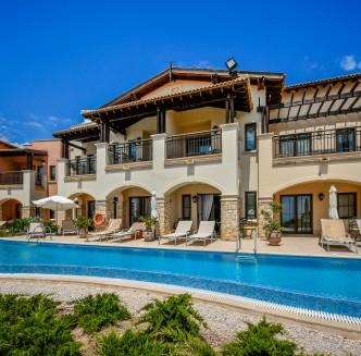 Time4Golf Cyprus Kouklia Aphrodite Hills Golf & Spa Resort