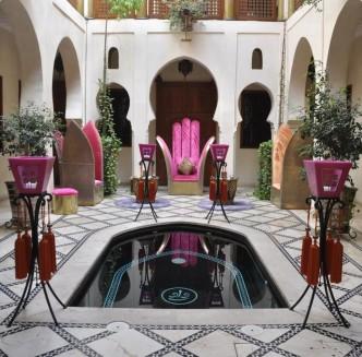 Time4golf Marrakech Riad Wow