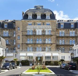Time4golf Frankrijk Hôtel Barrière L'Hermitage La Baule