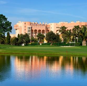 Time4golf Spanje Oliva Nova Beach & Golf Hotel